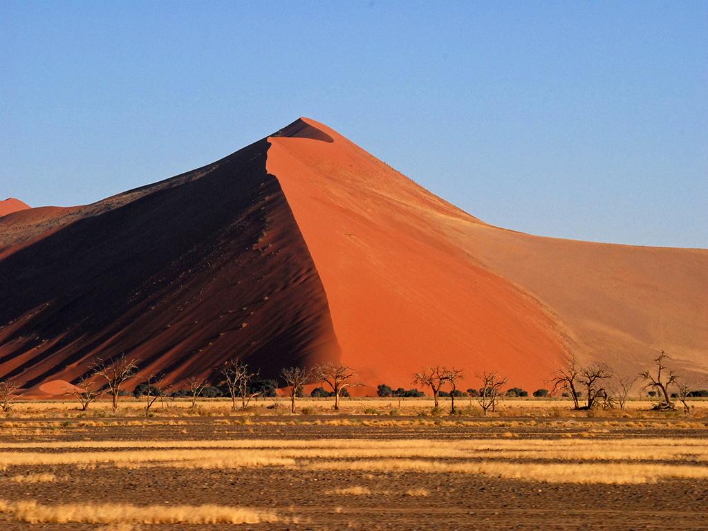 comment se rendre en Namibie