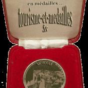 Les Etat-Unis: une destination privilégiée pour le collectionneur médailles touristiques.