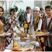 Navrouz-la fêtedu printemps en Ouzbekistan