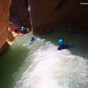 Les vertus du canyoning pour la santé.