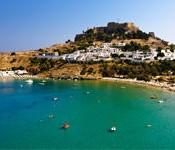 Rhodes : la petite île de Grèce