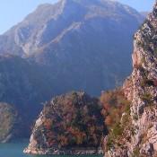 Le grand air des montagnes albanaises, lieu de sport et détente.