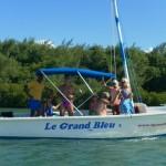 le Grand Bleu Tour à l'Ile Maurice