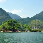Voyage au lac de Ba Be