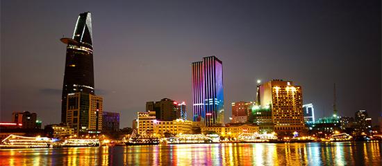 Ho Chi Minh ville - Vietnam 4