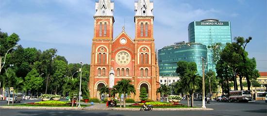 Ho Chi Minh ville - Vietnam 5