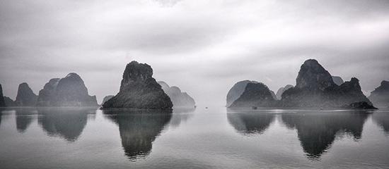 La Baie D'Along - Vietnam 01