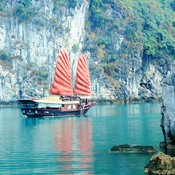 Voyage Vietnam pour visiter La baie d'Halong