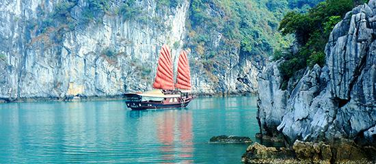 La Baie D'Along - Vietnam 02
