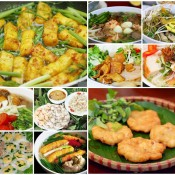 La cusine Vietnamienne- la beauté de l'hamonie