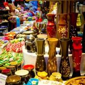 Visite des marchés les plus célèbres d'Indochine