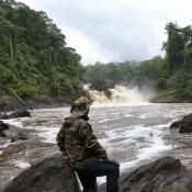 Expédition dans le sud-est du Cameroun et au nord Congo