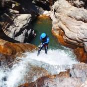 Castellane : la ville du canyoning
