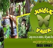 Jungle Park: Camp dans les arbres, séjours aventures