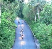 Une moto… la route… un long «Road-Trip»…le rêve de tous motard!