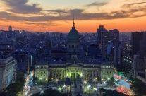 Un appartement meublé à Buenos Aires en Argentine