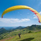Découvrir l'Auvergne vue du ciel