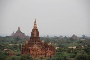 pagode birmane