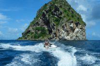 La Martinique,  une destination plongée