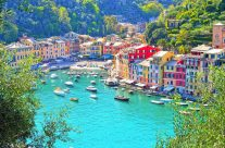 Portofino, petit havre de paix aux senteurs méditerranéennes