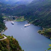 Pourquoi pas une croisière en Norvège?