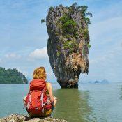 À la découverte de la baie de  Phang Nga