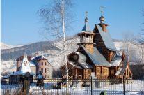 Une jeune étudiante Française étudie en Sibérie à Gorno-Altaïsk