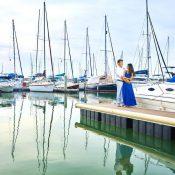 Une lune de miel extraordinaire sur un yacht à Nice