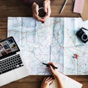 Partir démarcher à l'étranger