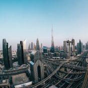 La visite de la Burj Khalifa