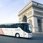 Bienvenue à bord du Bus Direct ligne 3 : aéroport Paris Orly – Roissy CDG