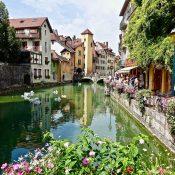 Bons plans hôtels à Annecy