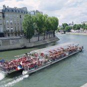 Visiter Paris, la merveilleuse, depuis la Seine avec La Marina