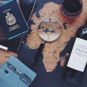 Des cadeaux pour un amoureux du voyage