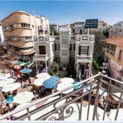 Découvrir Tel Aviv dans le quartier de Nahalat Binyamin
