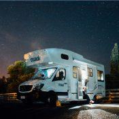 Mon premier voyage en camping-car