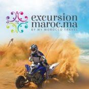 Excursions et activités touristiques au Maroc
