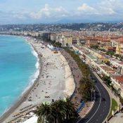 De bonnes raisons de visiter Nice à bord d'une voiture VTC